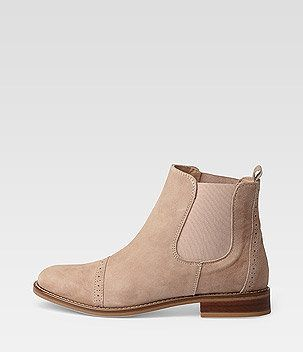 Chelsea Boot Sommer Bootie Drievholt nude   ▻Görtz◁ Preview Spring ... 235faa2883