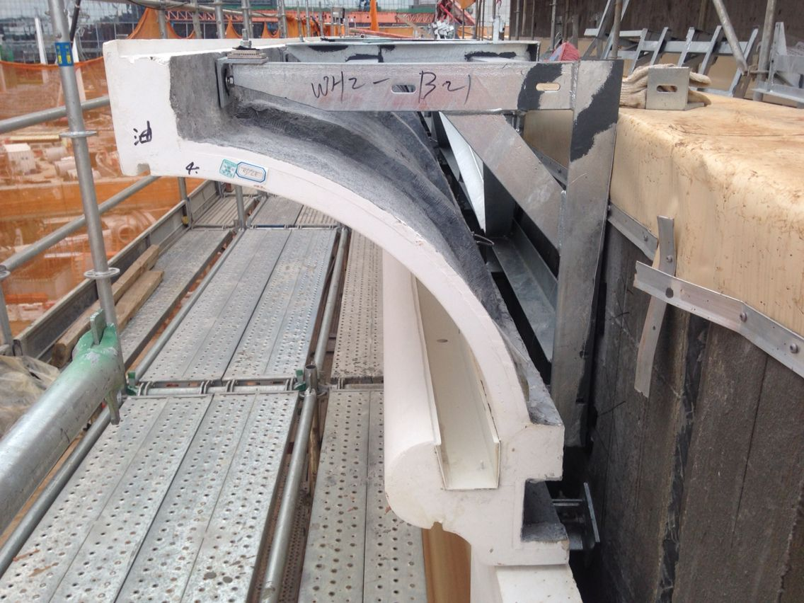 Image Result For Starter Sill Curtain Wall Cladding Design