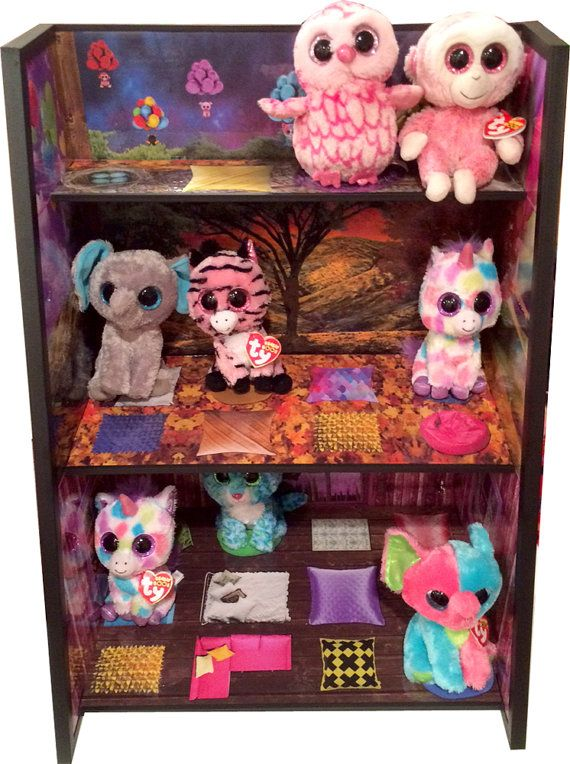 cf76a09debb1 Beanie Bungalow Play and Display for Beanie by PlayandDisplays