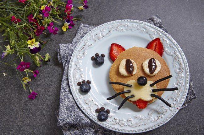 Un peu de fantaisie et les enfant vont adorer leur petit-déjeuner !