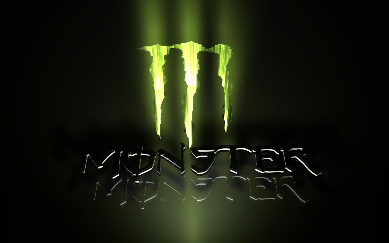 Monster Images Full Hd Wallpaper In 2020 Monster Pictures Monster Energy Energy Logo