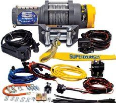 Check out our favorite electric trailer winch for all your hauling needs.
