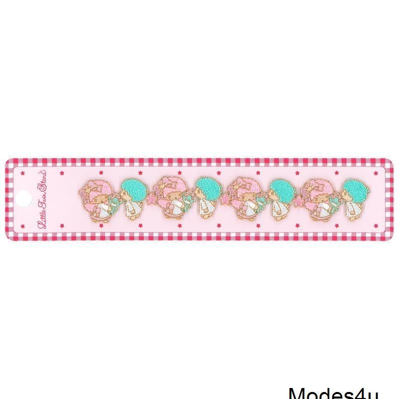 a4854ae01 cute Hello Kitty heart name tag iron-on transfer patch 5 pieces ...
