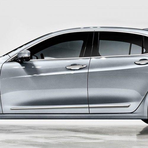 Acura TLX Chrome Body Side Molding 2015