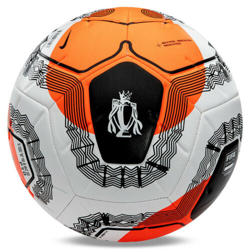 Nike Premier League Strike Pro 19 20 Soccer Football Ball Sc3640 101 Size 5 Ebay In 2020 Football Ball Premier League Nike Soccer Ball