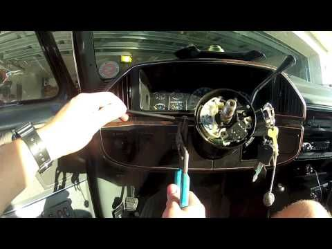 Turn Signal Switch Fix On 87 91 Bronco F150 Part1 Youtube