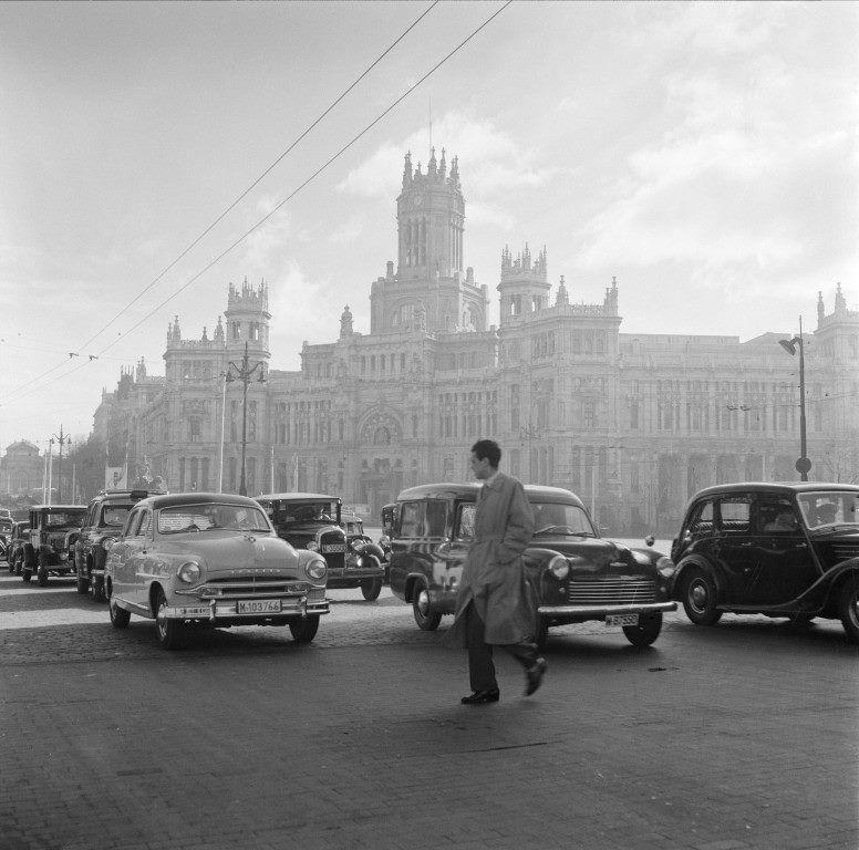 CIBELES - 1956