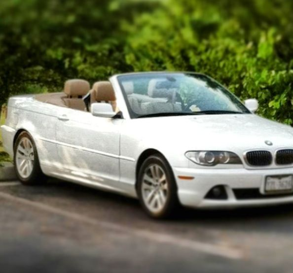 My White Bmw Convertible Dream Car Belongs To Me With Images