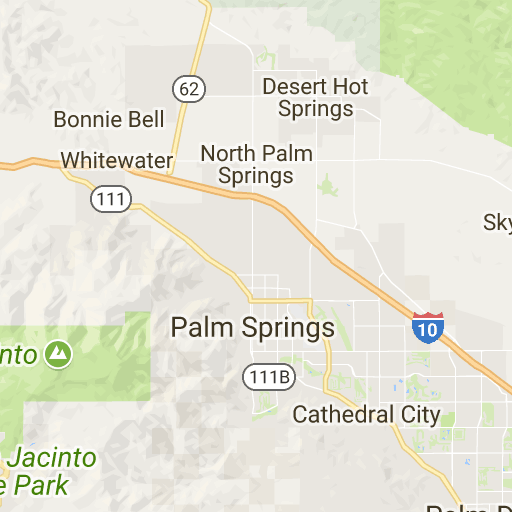 Plot multiple locations on Google Maps | Joshua Tree | Map ... on