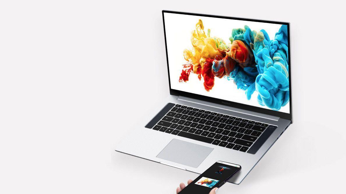 Huawei تكشف عن حاسوب محمول جديد بحجم 16 إنش لتتفوق بذلك على شركة آبل Computer Personal Computer Huawei