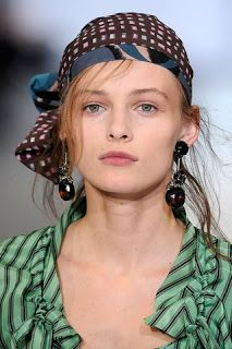 Personal Shopper: Pañuelos a lo mujer pirata