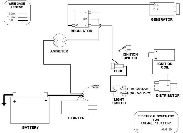 H M6volt Jpg 640 464 Wire Diagram Voltage Regulator