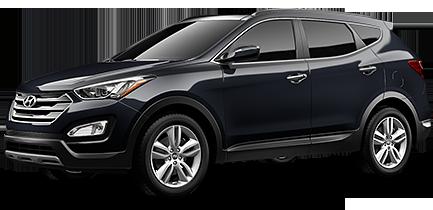 2016 Hyundai Santa Fe Sport Specs Trim