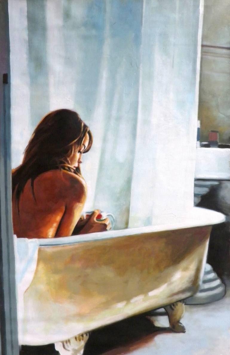 Thomas Saliot - Summer Bath