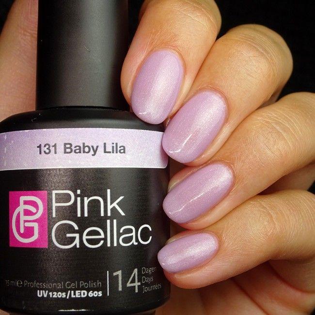 Pin von Pink Gellac UK Gel Nail Polish auf Pink Gellac