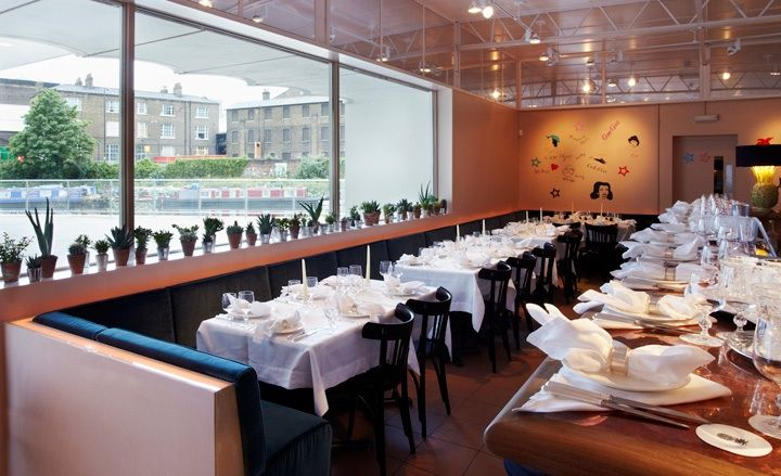 Discover this pop up restaurant Shrimpy`s in London!