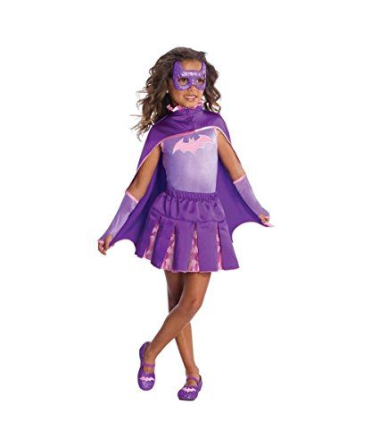 80578e31a2a Pin by Angela Klingenmeyer on Halloween in 2019   Batgirl costume ...