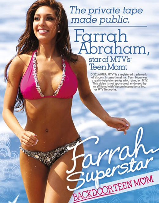 Farrah backdoor teen