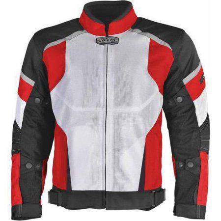 X-Large Xelement CF505 Mens Black Advanced Level-3 Mesh Sports Jacket