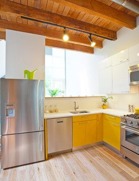 Kitchener - modern - kitchen - vancouver - JL Construction