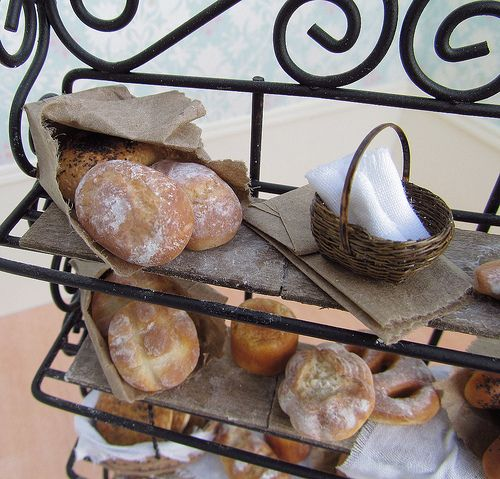 Mini bread | goddess of chocolate | Flickr