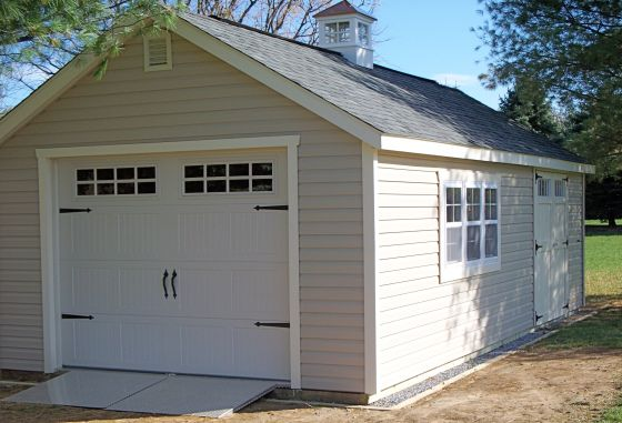 18x20 Garage Addition : Ryan shed plans and designs for easy