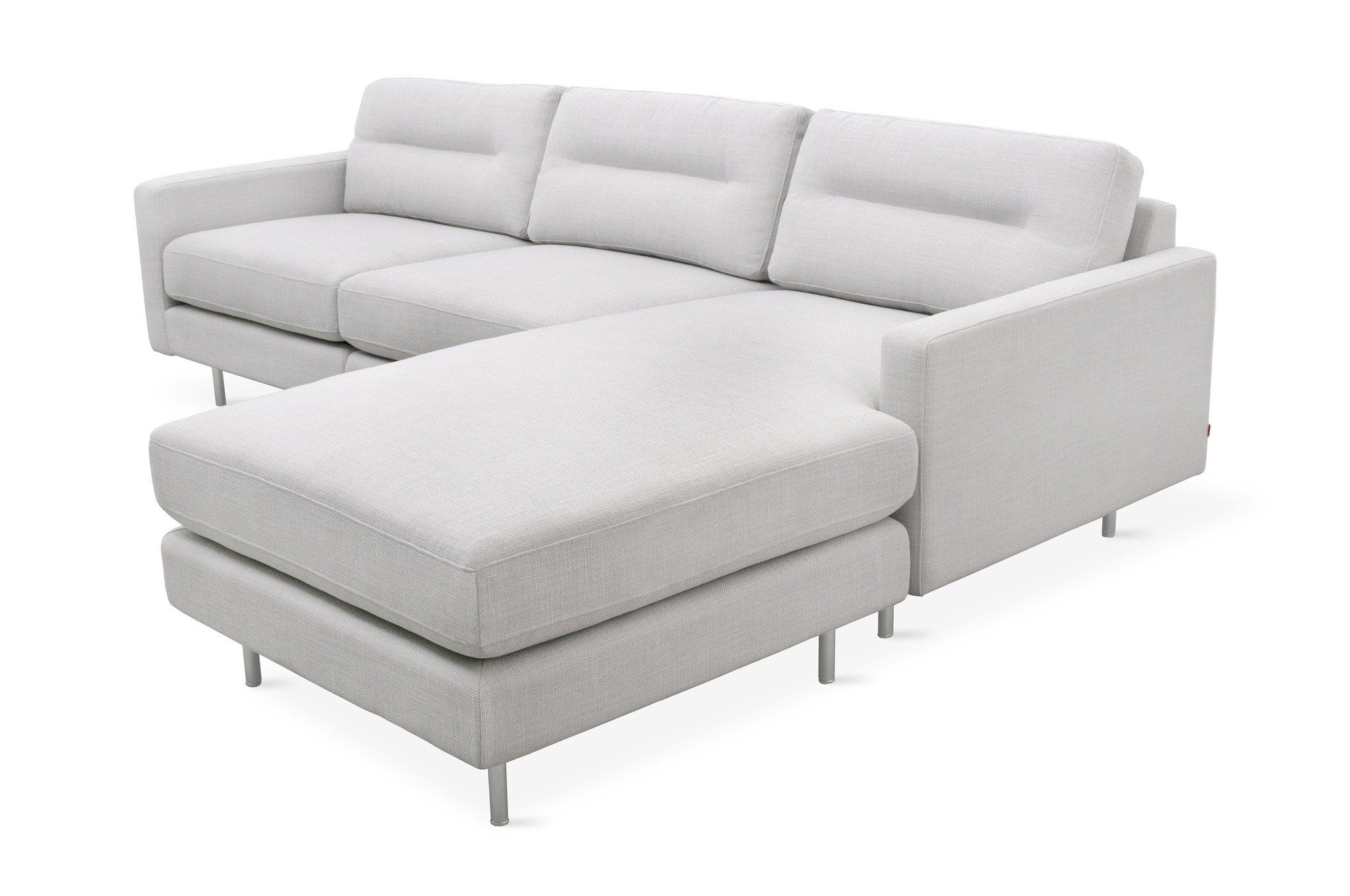 Astonishing Logan Bi Sectional Sofa In Assorted Colors Design By Gus Gmtry Best Dining Table And Chair Ideas Images Gmtryco