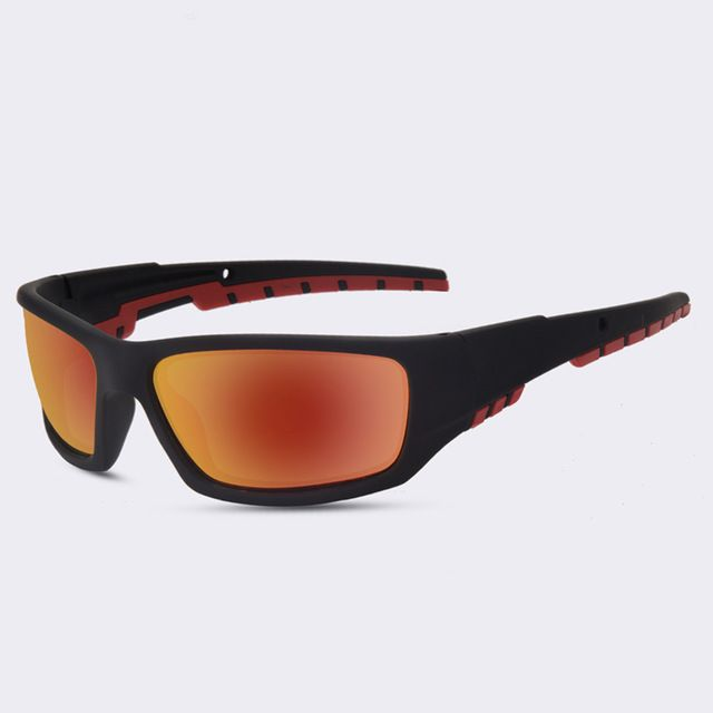 AOFLY New Polarized Mirror Sunglasses Mens Glasses Classic