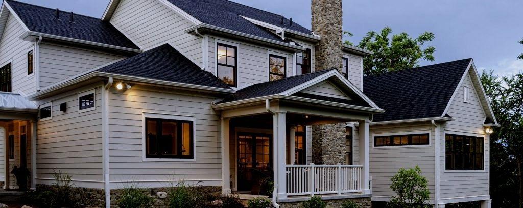 James Hardie Exterior Design Ideas In 2020 Cement Siding Exterior Design Modern Farmhouse Design