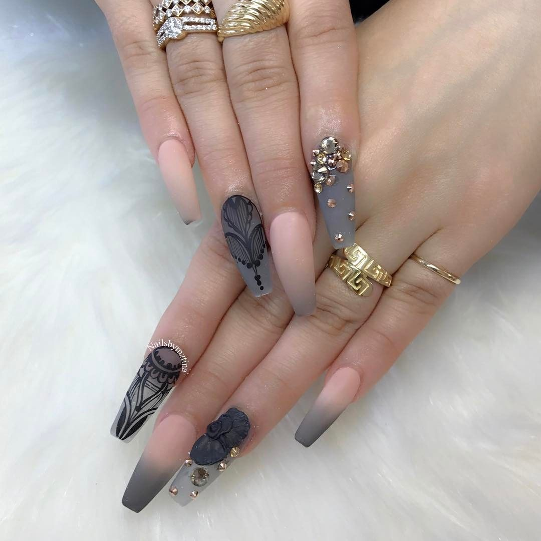 Pin by Charity Austin on Nails | Pinterest | Queens, Instagram and ...