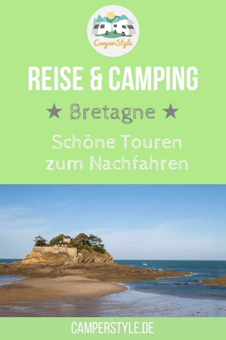 Photo of Nice tours in Brittany to follow – with camping tips