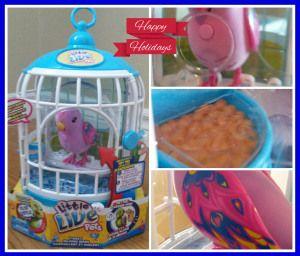Little Live Pets & Bloom Pops Toy Bundle #GiftGuide - Raindrops and Sunshine