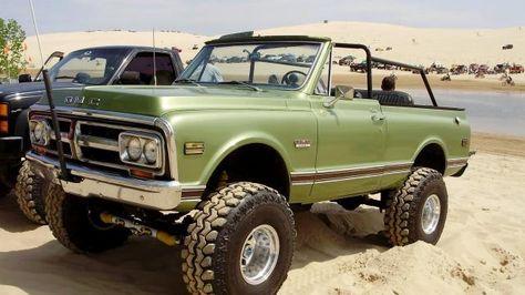 Gmc Jimmy Trucks Chevy Trucks