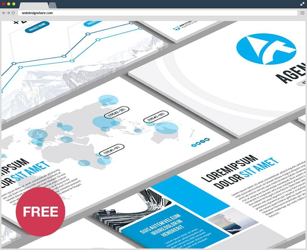 free keynote templates | template | pinterest, Powerpoint templates
