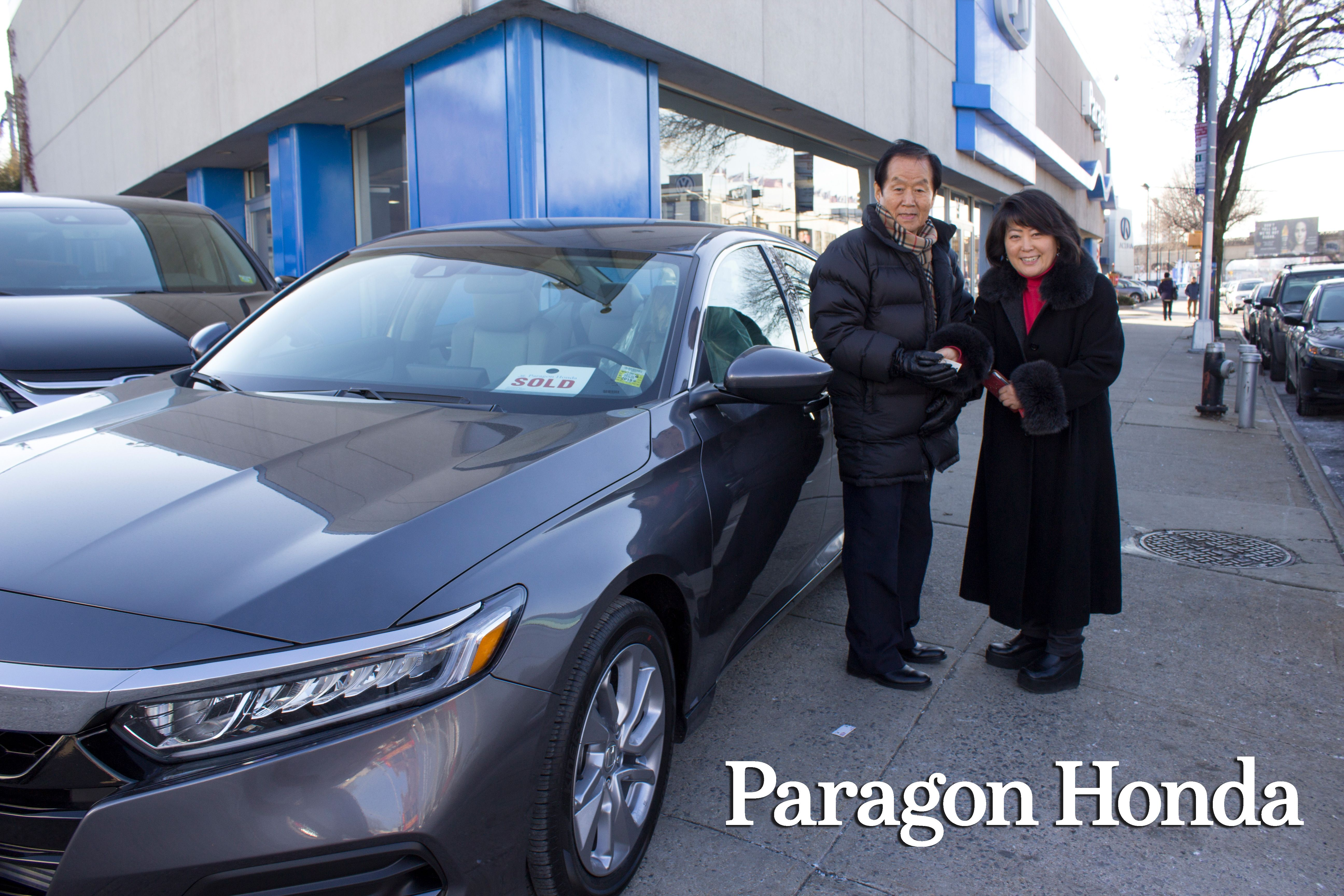 Paragon Honda: New Honda And Used Car Dealer In Woodside, NY