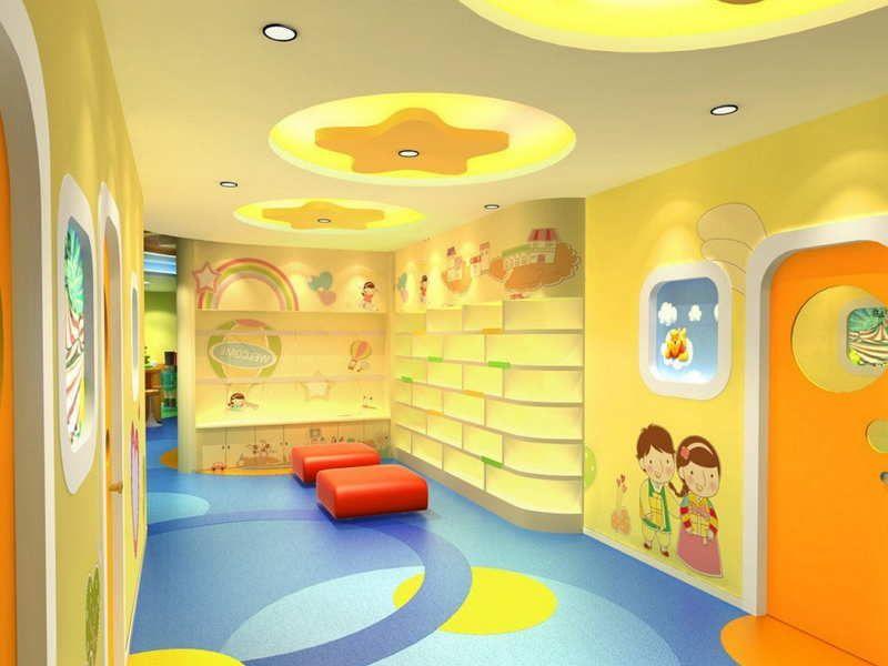 Picture Of Interior Design Ideas For Preschool Kindergarten Garabatos 2 0 Kindergarten