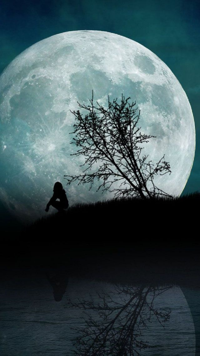 Beautiful Moon Real And Art Pictures Gallery Full Wallpaper