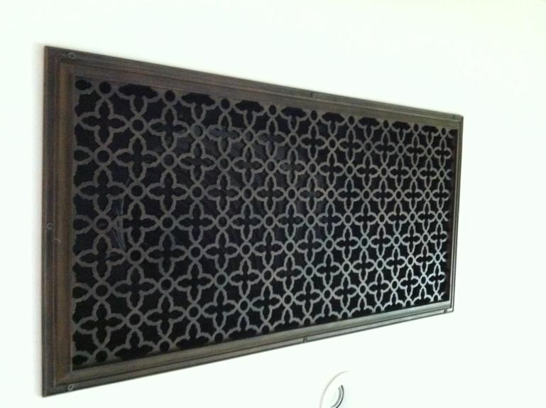 Heritage Vent Cover Grille Decorative Vent Covers Vent