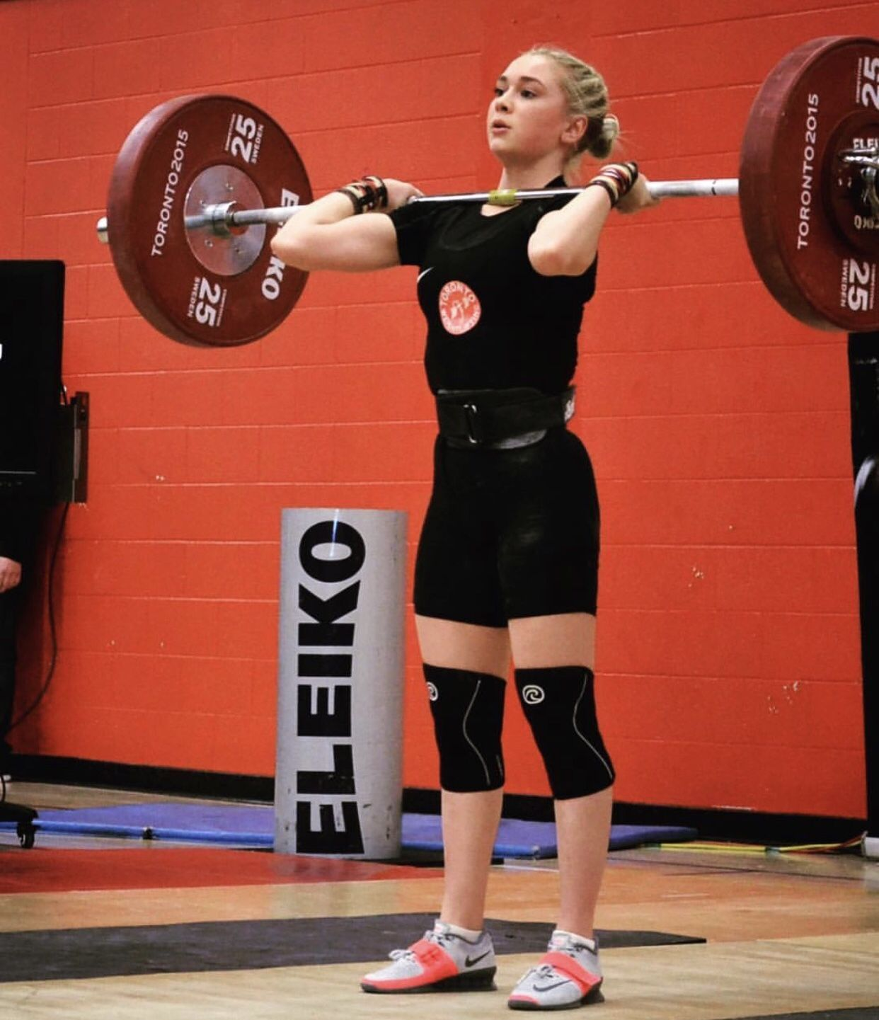 Pin On Olympic Weightlifting
