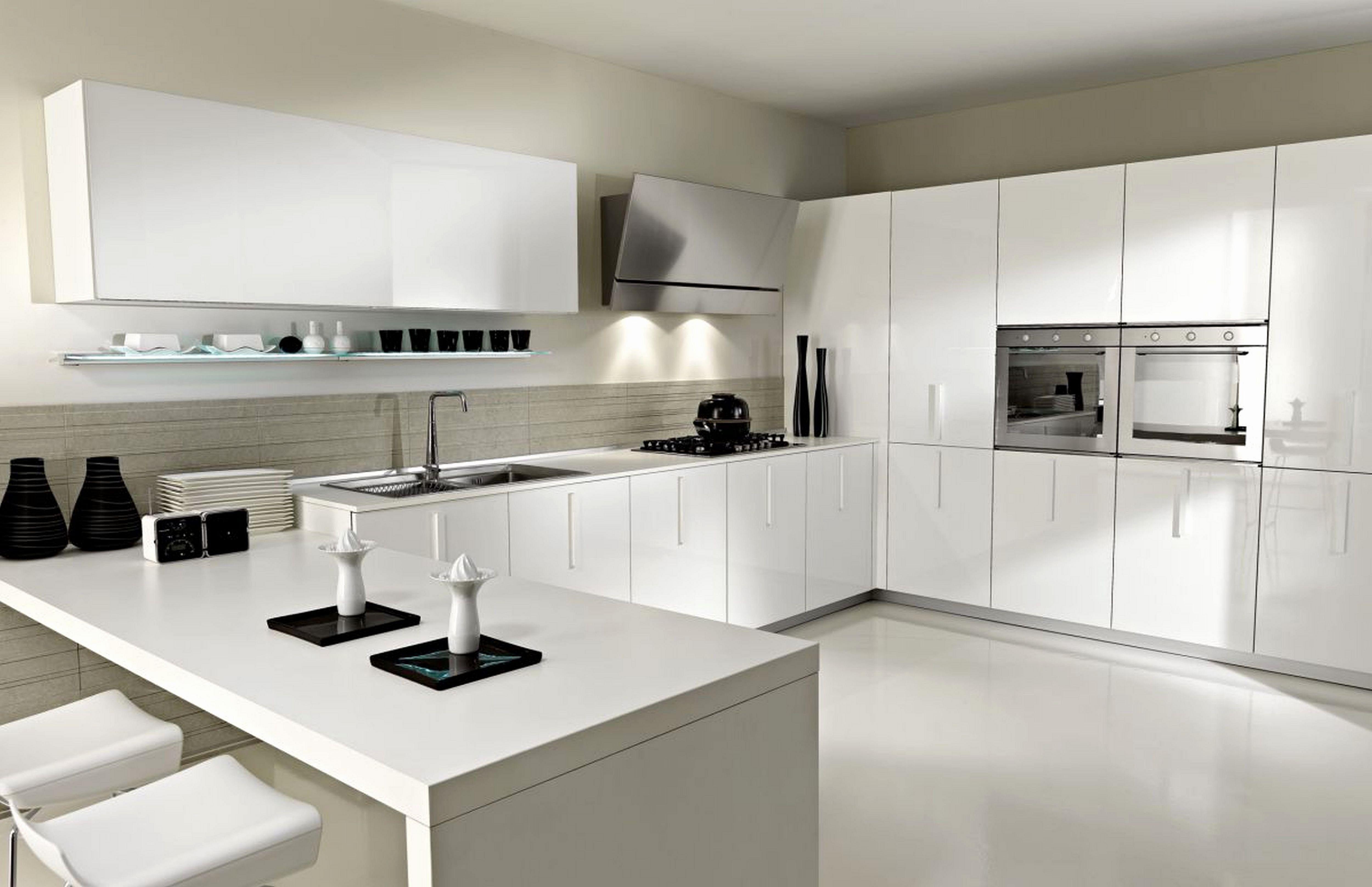 20 Most Popular White Kitchen Design Ideas That Look More Fresh Decor Gardening Ideas White Modern Kitchen Ikea Kitchen Design Contemporary Kitchen Design