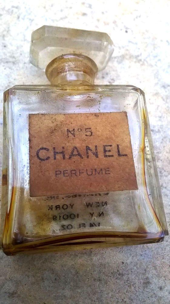 Details About Vintage Chanel No 5 Toilette 13 Oz Mini Perfume