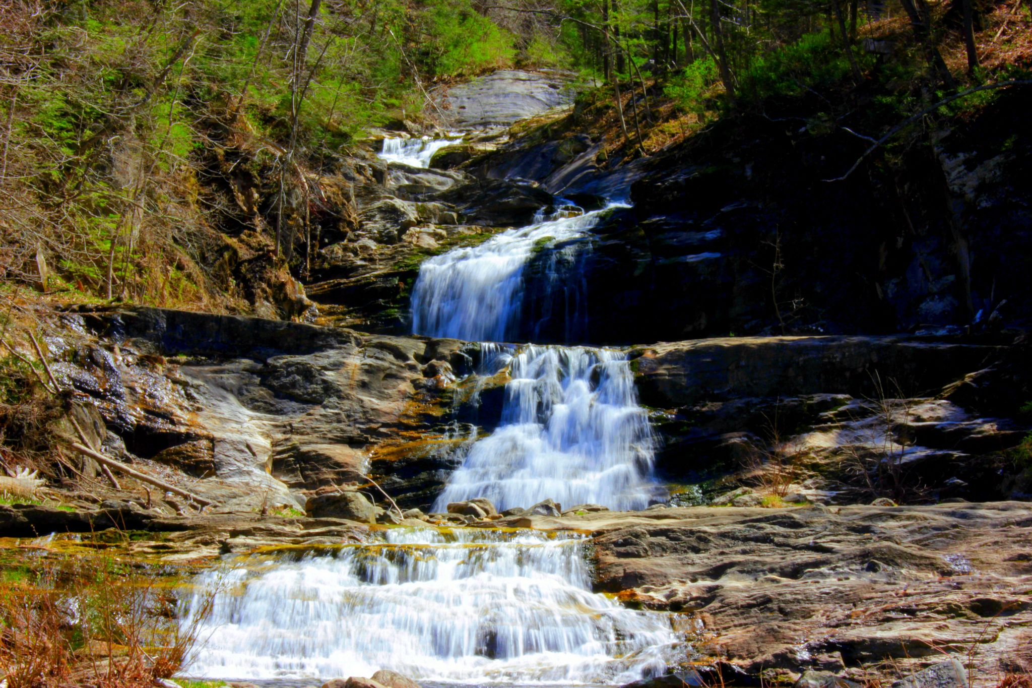 Trails In Connecticut To Hike Before You Die Hikes - 10 waterfalls to see before you die
