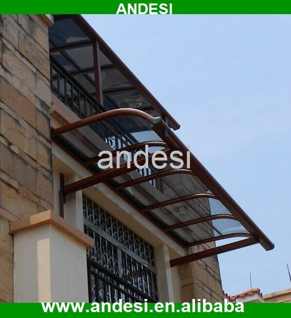 houselad sun shelt canopy with pc frame hot sale | Aluminum Strong ...