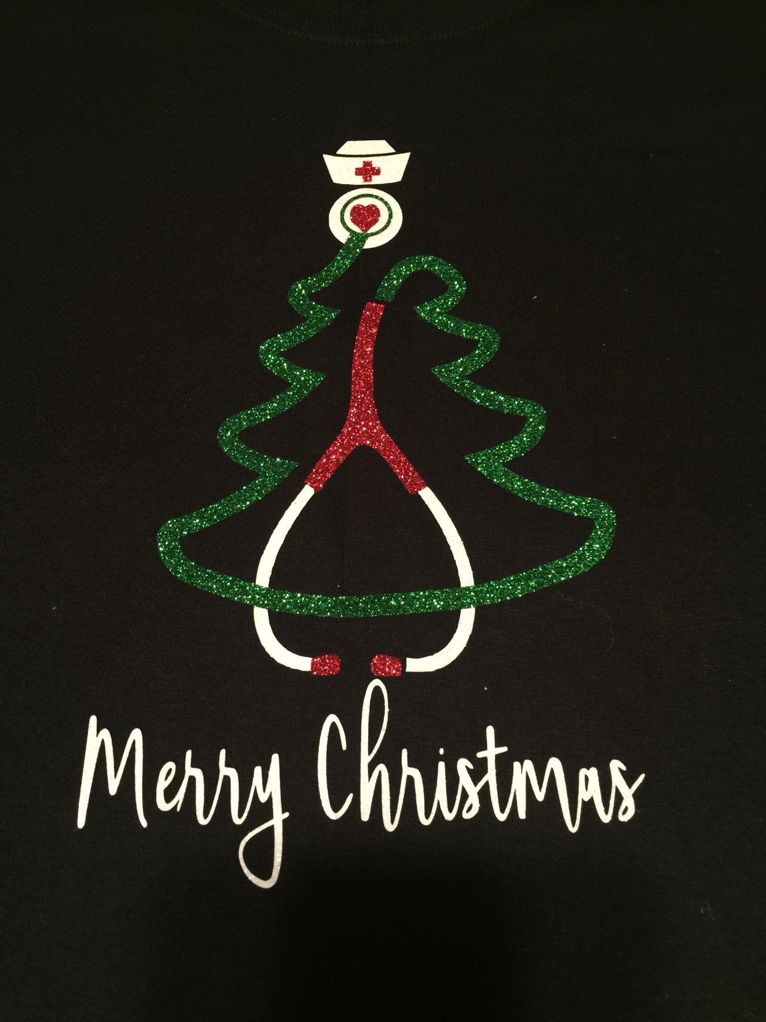 Nurse Christmas Svg.Nurses Hristmas Christmas Gifts For Nurses Diy Christmas
