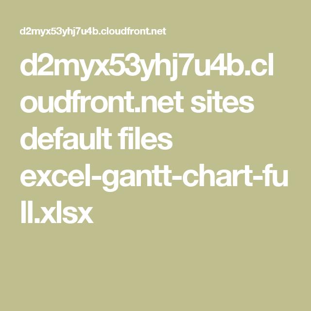 D2myx53yhj7u4boudfront Sites Default Files Excel Gantt Chart