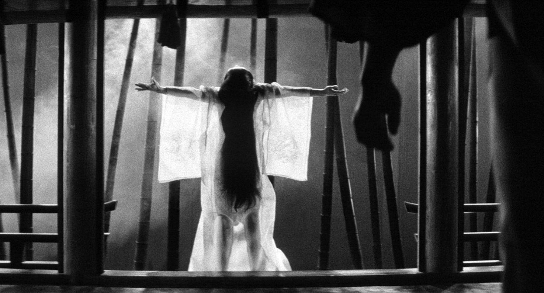 Kuroneko: el gato negro (1968)