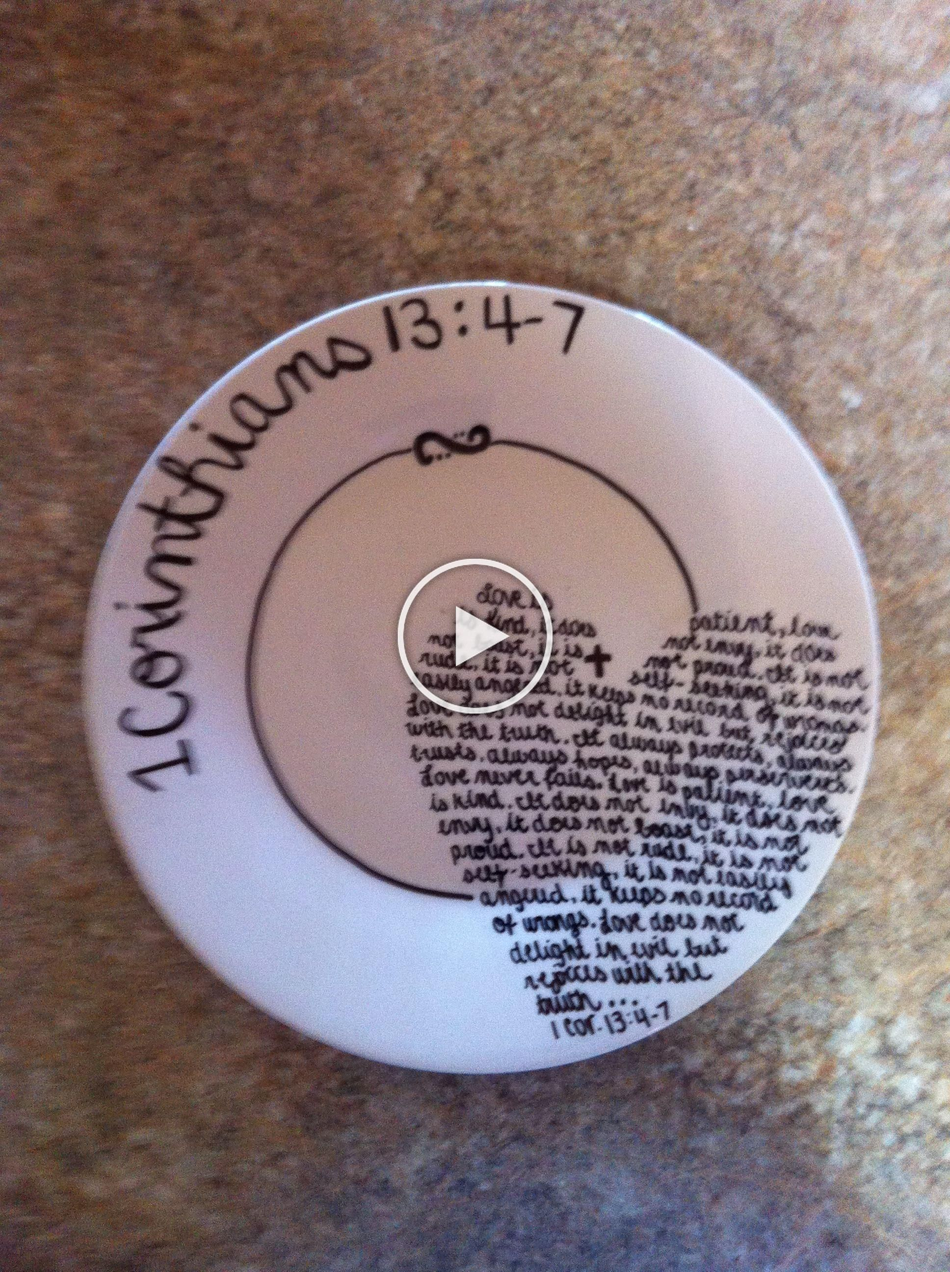 #scripture #something #sharpie #design #plates #plate #maybe #could #them #with #this #take #they #can #andDIY sharpie plate!  Maybe not this design or scripture, but we could put something on the plates and it can be something they take with them :) #sharpieplates #scripture #something #sharpie #design #plates #plate #maybe #could #them #with #this #take #they #can #andDIY sharpie plate!  Maybe not this design or scripture, but we could put something on the plates and it can be something they t #sharpieplates