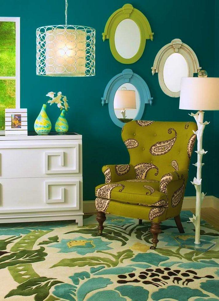 Déco : Peinture Chambre Vert Olive 22 ~ Colombes 08161046 Velux ...