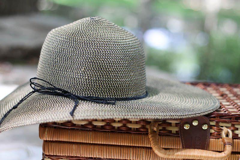 Picnic Baskets and Hats