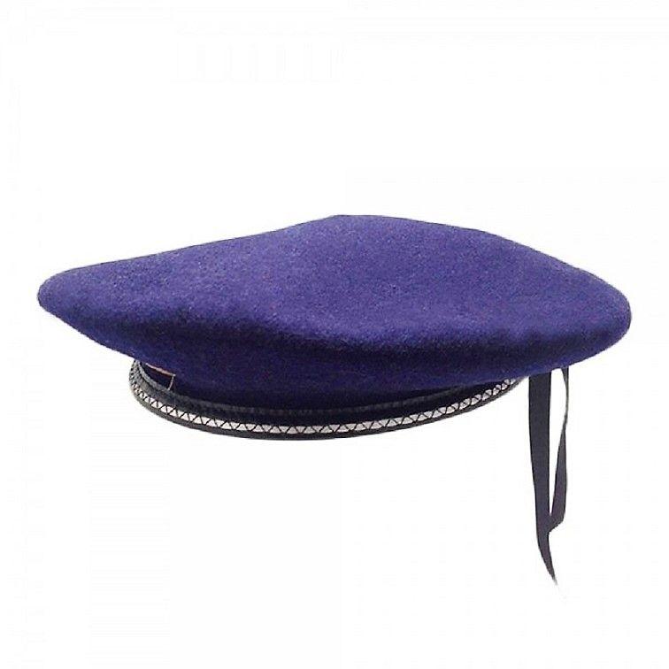 9c59c0d3d37c8 ELOSEGUI Che Merino Wool Beret